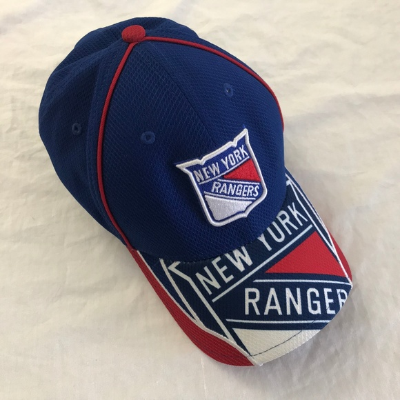677ae335d New Era NHL New York Rangers Team 39thirty Hat Cap. NWT